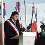 Discours de Marc BONNIN, Maire de Montreuil Bellay